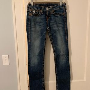 True Religion jeans size 25